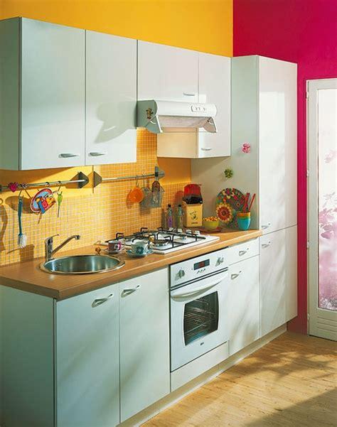 cuisine jaune cuisine jaune et photo 10 25 une cuisine pleine d 39 énérgie pour vous donner