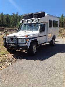 1980 Mercedes-Benz G Wagon