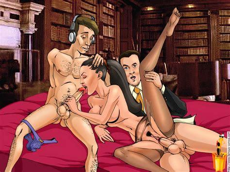کارتون سکسی پارت 14
