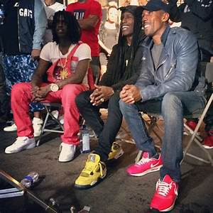 Drake Hosts the 5th Annual OVO Fest With Multiple J's ...