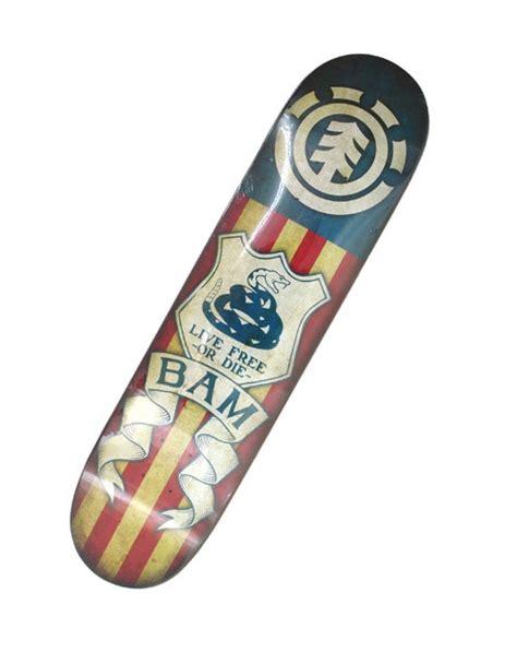 Deck Element Promodel Bam Margera #skateboard #element
