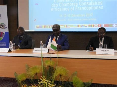 chambres consulaires ouverture de la 43ème assemblée générale des chambres