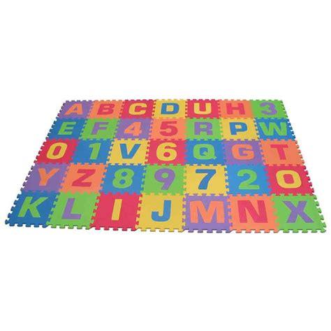 Amazon.com : Edushape Edu-Tiles Letters & Numbers Play Mat