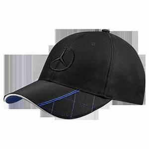 Mercedes Benz Cap : mercedes benz original men 39 s baseball cap black blue nip ~ Kayakingforconservation.com Haus und Dekorationen