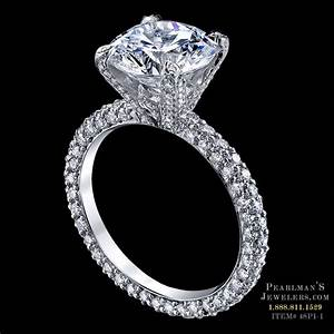 michael b jewelry luxury pave engagement ring With luxury wedding ring