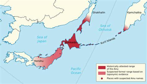 ainu peoples  japan