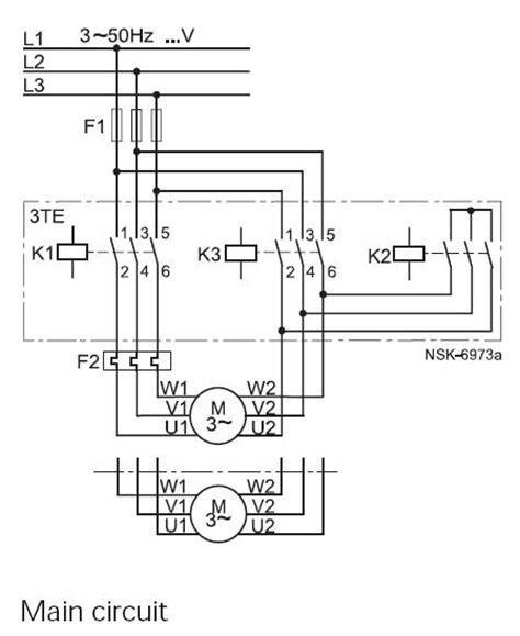 gt circuits gt typical circuit diagram of star delta l30850