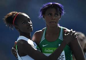 Rio 2016: Blessing Okagbare Out Of 200m Final