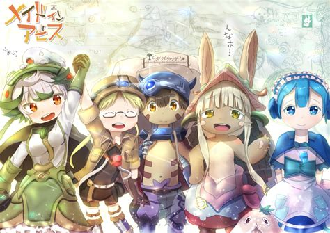 Wallpaper Abyss Anime - made in abyss hd wallpaper background image 2048x1448