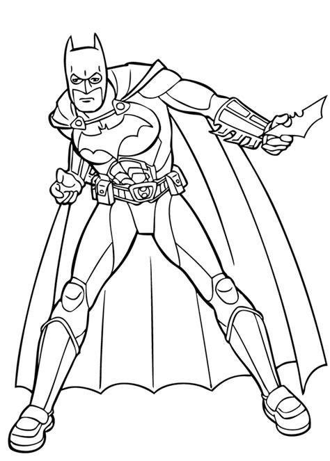 imagenes de superheroes de ficcion colorear imagenes
