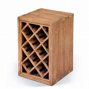 Small Wine Rack - Raft Furniture, London