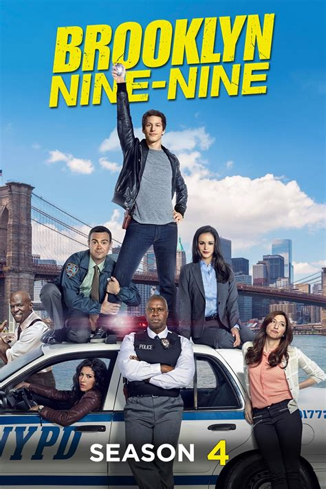 For this list, we'll be going over some of the best cameo appearances by actors and celebrities on the. Brooklyn Nine-Nine (TV Series 2013- ) - Posters — The ...