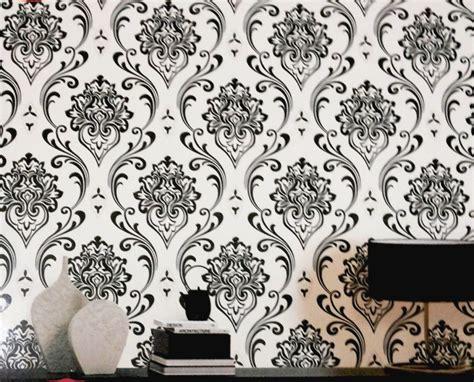 Wallpaper Dinding Klasik Elegan motif wallpaper dinding klasik desain rumah minimalis