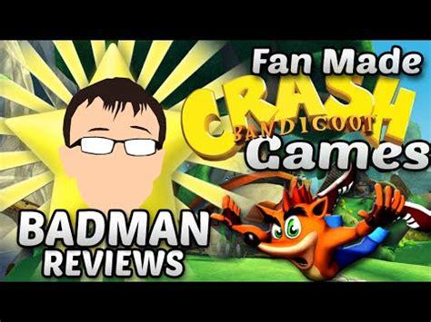 crash bandicoot fan game full download fan made crash bandicoot games badman