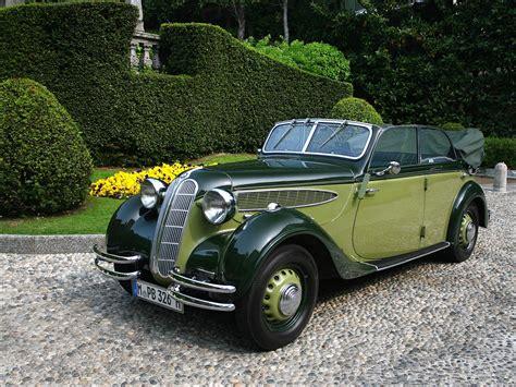 Voitures De Legende 12 Bmw 326 Cabriolet 1936 Victor
