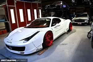 Ferrari Liberty Walk : lb performance 458 italia ferrari ferrari 458 italia liberty walk car speed hunters ~ Medecine-chirurgie-esthetiques.com Avis de Voitures
