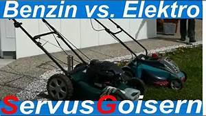 Rasenmäher Test Elektro : rasenm her test benzin oder elektro youtube ~ A.2002-acura-tl-radio.info Haus und Dekorationen
