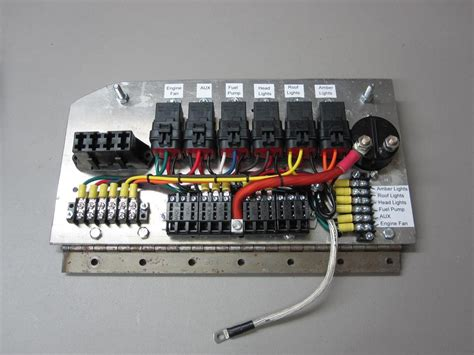 Custom Relay Panels Auto Electric Supply Power