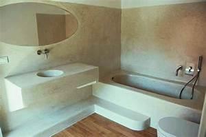 tadelakt salle de bain par usage de la chaux marocaine With salle de bain a la chaux
