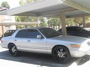 38 Super 1997 Mercury Grand Marquisgs Sedan 4d Specs