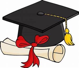Free 2017 Graduation Clip Art Layout: Best Graduation Cap ...