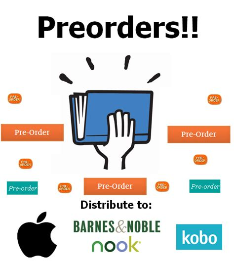 Barnes And Noble Purchase Order by Smashwords Smashwords Introduces Preorder Distribution To