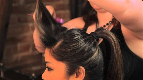 How To Do The Rockabilly Ponytail Hairstyle High Ponytail Hairstyles For Prom Lob Haircuts Oval Face Best Way To Wear Natural Hair Under A Wig Long Round Faces How Do Down French Short That Suit Fat I Need New Hairstyle Female