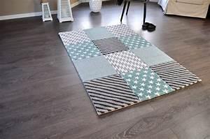 Teppich 230 X 230 : hochwertiger design teppich relief tf 22 t rkis grau wei sterne 160 x 230 teppiche design ~ Indierocktalk.com Haus und Dekorationen