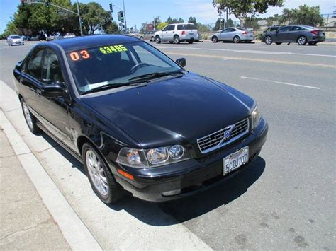 2003 Volvo S40 For Sale by 2003 Volvo S40 4dr Turbo Sedan In Belmont Ca West Auto Sales