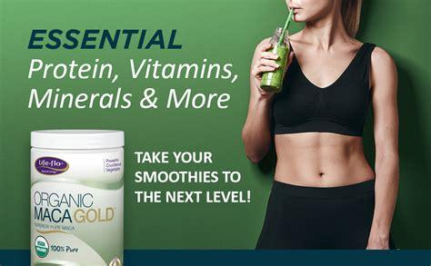 Amazon.com: Life-Flo Maca Organic Nutritional Supplements