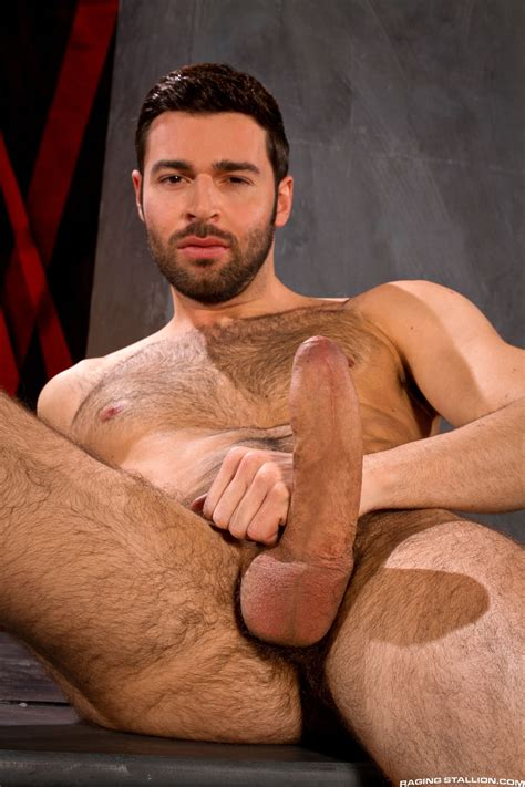 Sebastian Kross Fucks Dario Beck S Hairy Hole