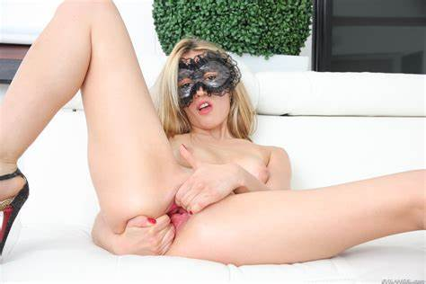 Monster Clear Toy In Her Opened Bum Cunt Acrobats