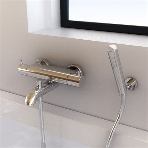 Robinet Thermostatique Bain Mural Century