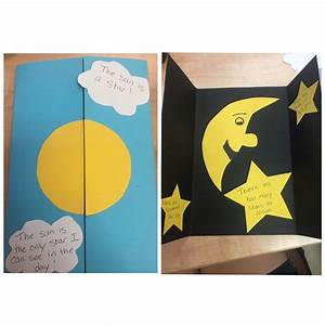 1st Grade  Goes Great With Objects In The Sky  Add On Facts In The Clouds And Stars To Connect
