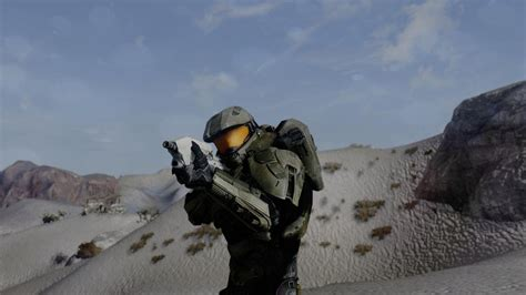Halo Armor & Weapon Pack