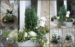 noel arrive a grand pas une fee d39hiver With decoration d un petit jardin 15 boule de neige plante en ligne