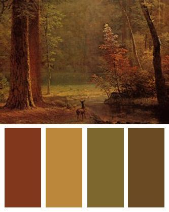 forest color forest color palette dogwood print by albert