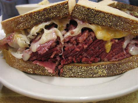 ruben cuisine reuben sandwich