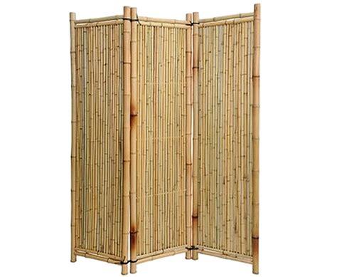 fabriquer un paravent en bambou paravent exterieur bambou 3