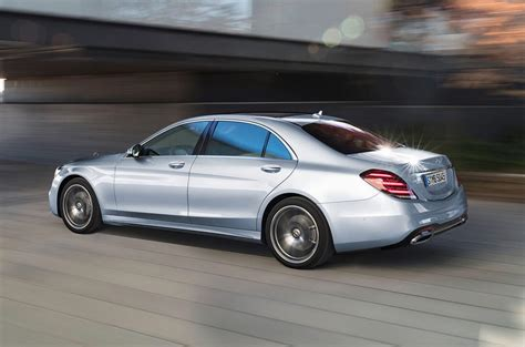 New S Class 2017 by 2017 Mercedes S Class To Front New Engine Line Up