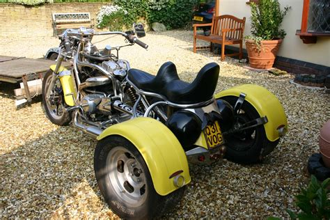 Details About Reverse Trike