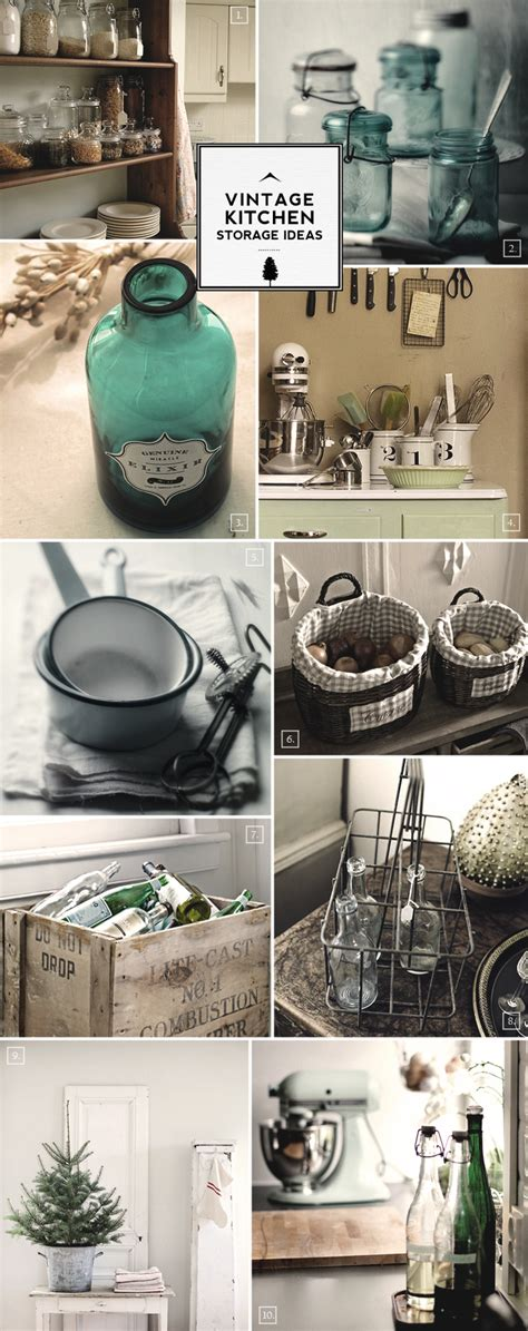vintage kitchen storage vintage kitchen storage ideas from milk baskets to wicker 3227