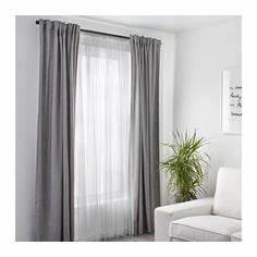 Graue Vorhänge Ikea : best modern window treatments pinterest gardinen ~ Michelbontemps.com Haus und Dekorationen