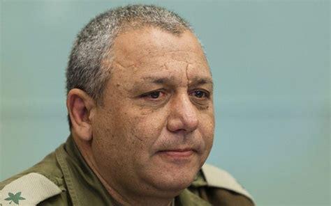 Maj. Gen. Gadi Eisenkot to be named 21st commander of IDF ...