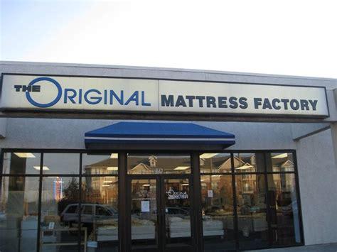 original mattress company the original mattress factory mattresses grandview