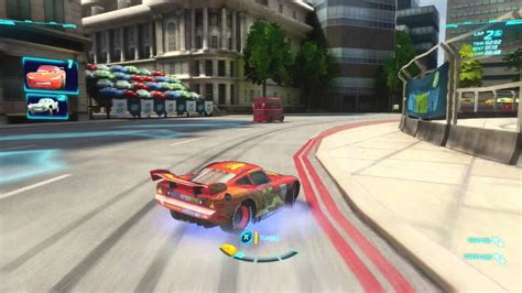 Cars 2 Gameplay Episode 1 Race Hd Youtube