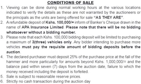 In many states, you'll have to jump through some hoops to get a legal title, registration, and insurance for a car that has been look for salvage insurance online. 2018 February APA Insurance Motor Vehicle Salvage Auctions - Kenya Auctions