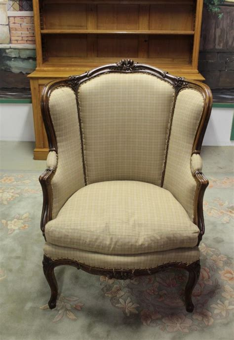 fauteuil berg 232 re louis xv antiques in france