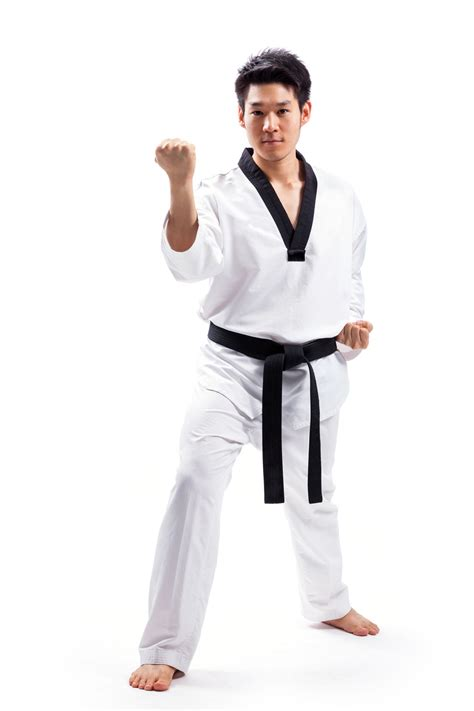 basic moves   student  taekwondo