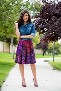 Kleid Mit Jeansjacke : jeansjacke kombinieren 25 coole herbst outfits ~ Frokenaadalensverden.com Haus und Dekorationen